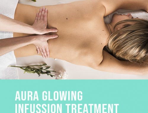 AURA GLOWING  INFUSSION TREATMENT